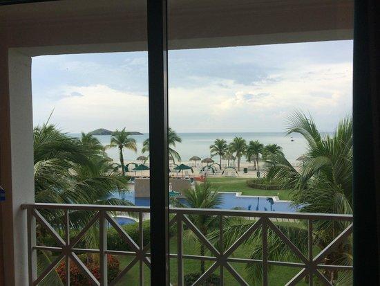 Royal Decameron Golf, Beach Resort & Villas : La vista desde la habitación