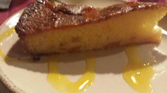 Osteria il Chiosco nel Bosco: homemade dessert