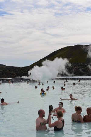 THE Blue Lagoon - obviously not the entertainment zone for youngsters... but relaxing for grown
