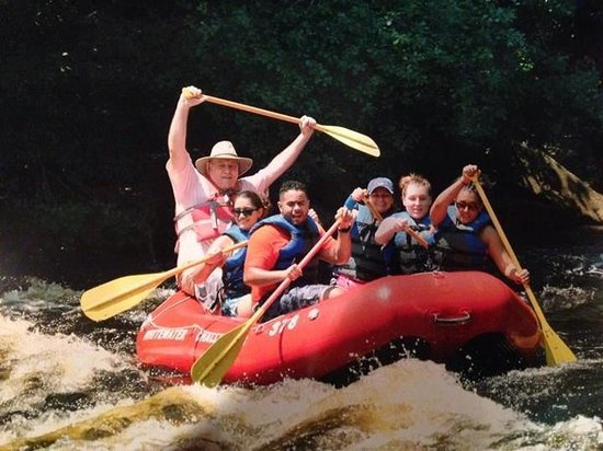 Whitewater Challengers: Yippee