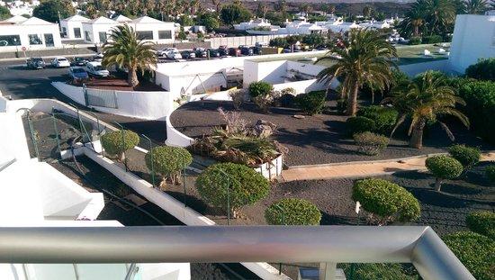 Hotel Lanzarote Village : room view