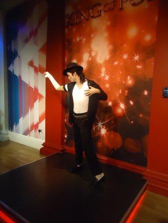 Madame Tussauds London: musica