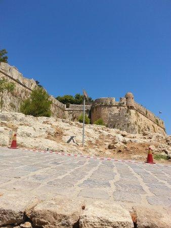 The Venetian Fortezza : venetian fortezza Rethymnon 3