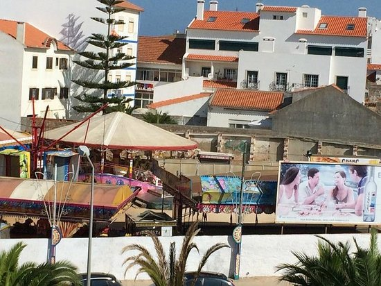 Vila Galé Ericeira: Beautiful view from our room at the Vila Gale