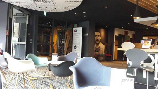 Ibis Edinburgh Centre Royal Mile: Vestíbulo