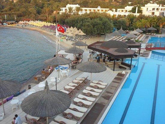 Hotel Samara: la piscine