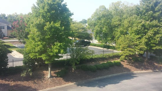 Extended Stay America - Atlanta - Peachtree Corners: Secluded View from room