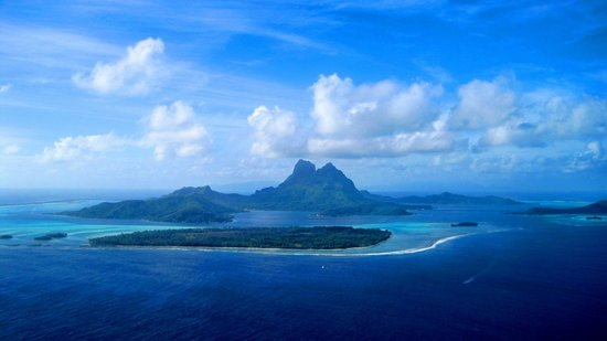 Bora Bora Photo Lagoon : The beauty is beyond compare
