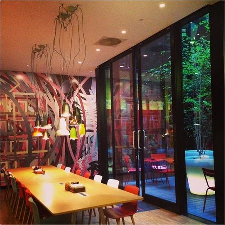 citizenM London Bankside: A place to meet or eat
