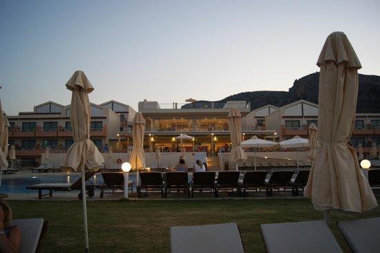 Kiani Beach Resort Family All Inclusive: Hotel