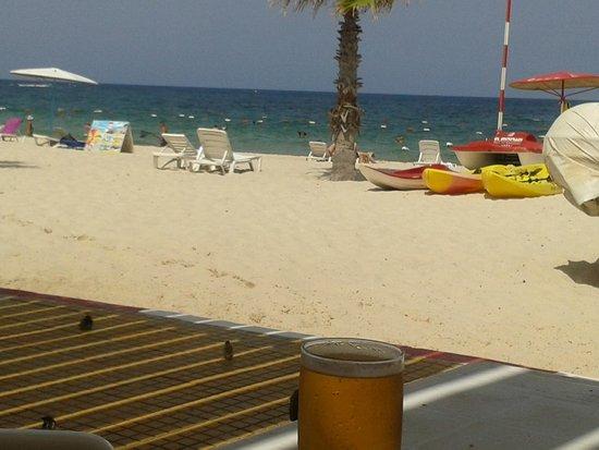 El Mouradi Port El Kantaoui : Beach