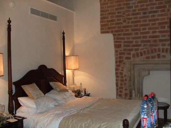 Savic Hotel: Boutique style bedroom very comfortable and quiet