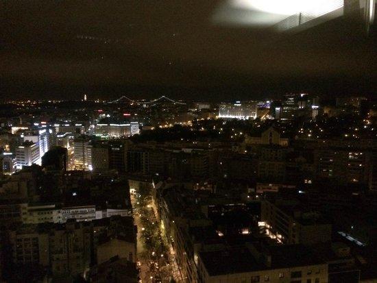 Sheraton Lisboa Hotel & Spa: Vue de la chambre