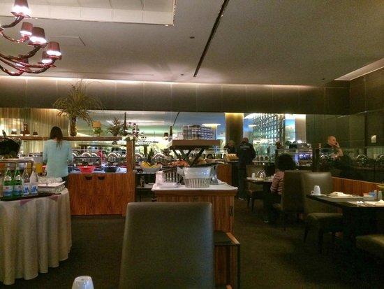 Sheraton Lisboa Hotel & Spa: Petit-déjeuner au restaurant