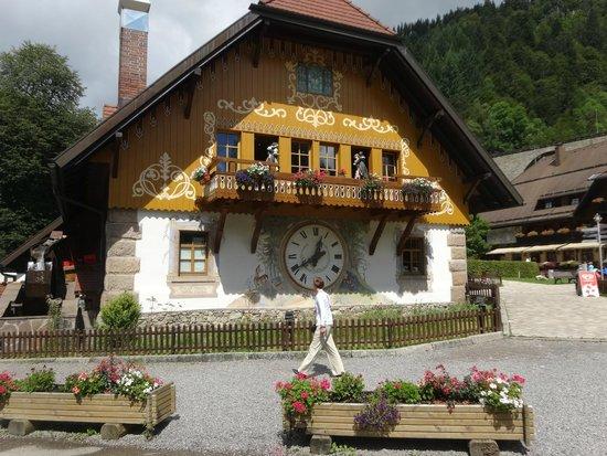 Best Western Hotel Hofgut Sternen: Beim Hotel Sternen Hofgut, Breitnau D