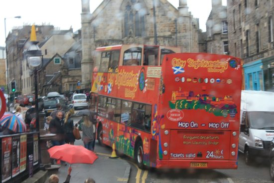 Edinburgh Bus Tours: .