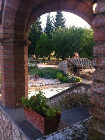 I Segreti del Borgo: la vista dalla nostra stanza