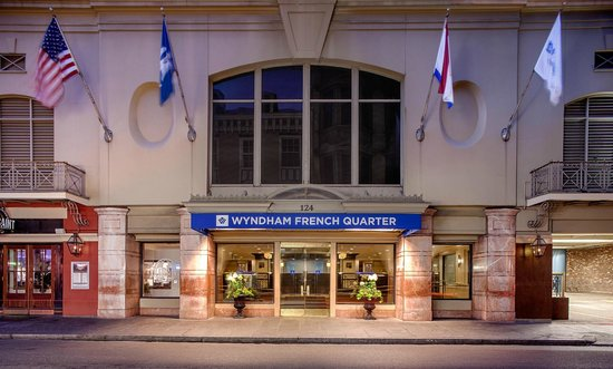 Wyndham New Orleans French Quarter Updated 2018 Prices Hotel Reviews La Tripadvisor