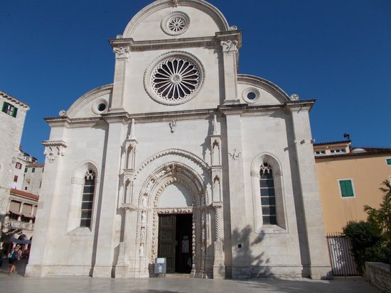 The Cathedral of St James in Sibenik: Cahtedral of St James