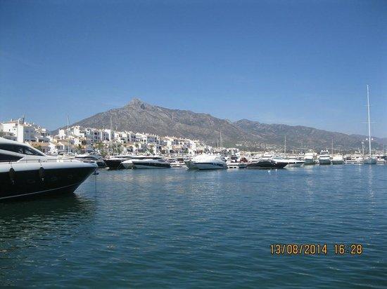 Puerto Banús Marina: Port w Marbelli