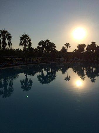 Club Tuana Fethiye: The pool! :)