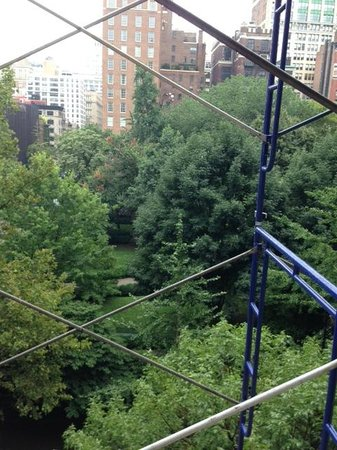 Gramercy Park Hotel: Park view