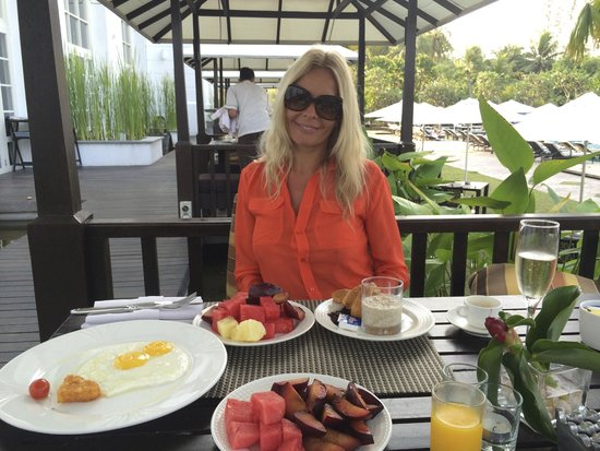 The Danna Langkawi, Malaysia: Best croissants after Paris!