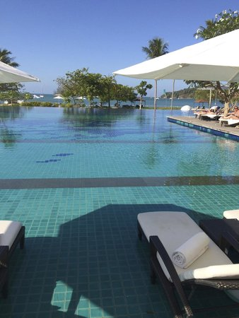 The Danna Langkawi, Malaysia: Finest pool ever