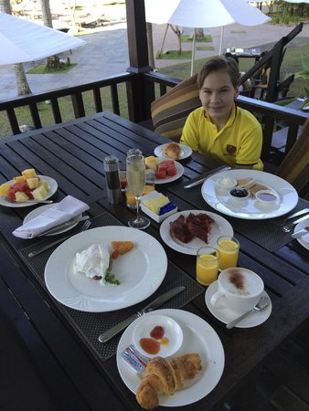 The Danna Langkawi, Malaysia: Best breakfast ever