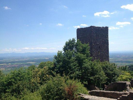 Les Trois-Chateaux du Haut-Eguisheim