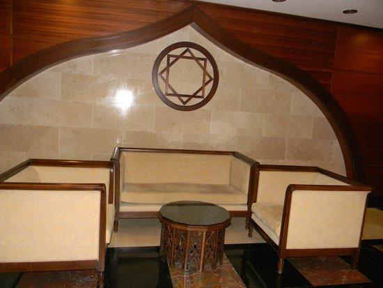 Crowne Plaza Hotel Antalya : -1 этаж