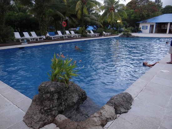 Hotel Villa Caribe: Pool