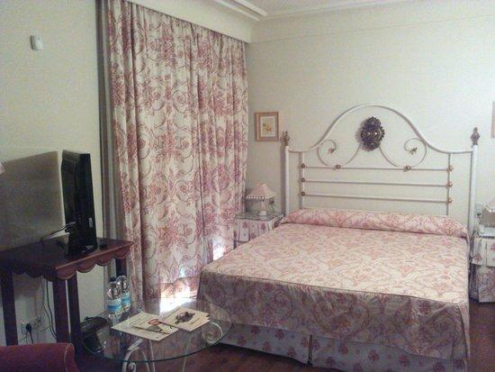 Hotel Montelirio: La chambre