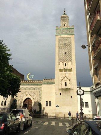 La Mosquée de Paris -  Aux Portes de l'Orient : La Mosquée de Paris