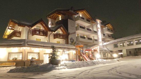 Astoria Comfort Hotel: Inverno