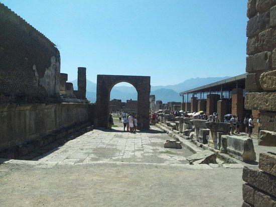 Scavi di Pompei: Pompei
