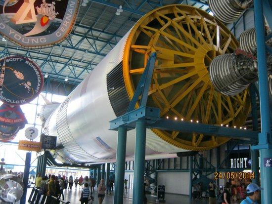 NASA Kennedy Space Center Visitor Complex: лунная программа-2