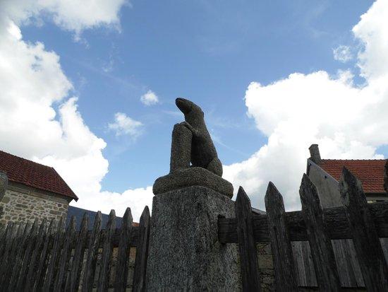 Les Amis de la Pierre de Masgot: Site de Masgot