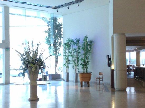 David Dead Sea Resort & Spa : Lobby