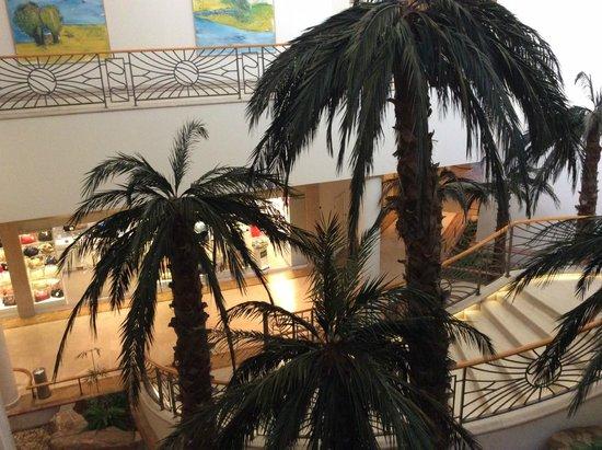 David Dead Sea Resort & Spa: Lobby