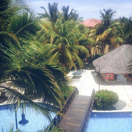 Dreams Punta Cana Resort & Spa: view outside of hotel room