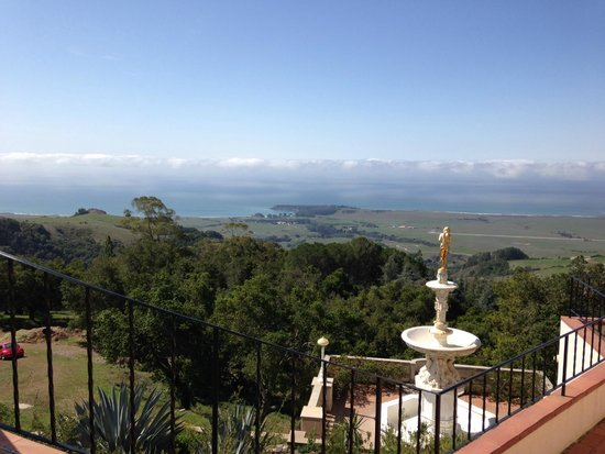 Hearst Castle : Gorgeous views from every angle