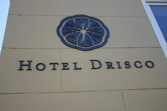 Hotel Drisco: Outside