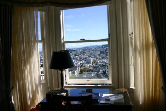 Hotel Drisco: View