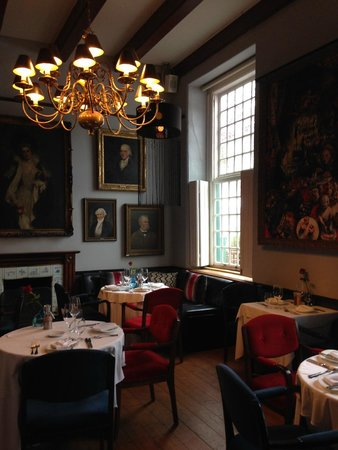 The Alphen Boutique Hotel: Five Rooms dining room
