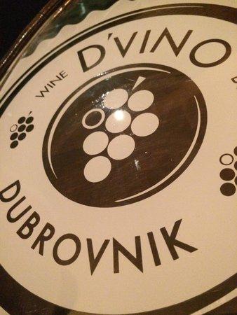 D'vino Wine Bar : Logo