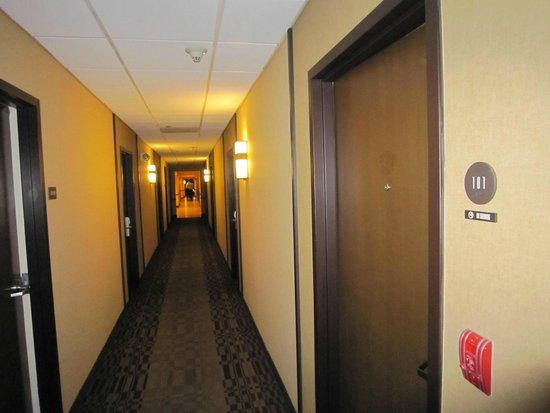 Hyatt Place Albuquerque Airport: Hallway