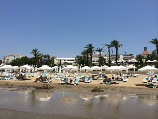 SENTIDO Perissia : view from beach