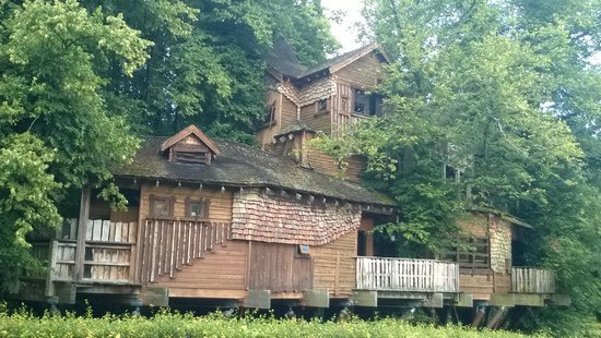 The Treehouse Restaurant at the Alnwick Garden: The Treehouse