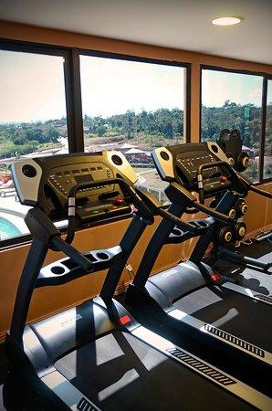 Grand Crucero Iguazu Hotel : Fitness Center